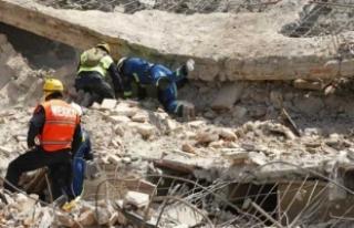 Meksika'da ölü sayısı 90'a çıktı