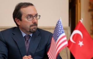 ABD Büyükelçisi Bass'ın görüşme talebine...