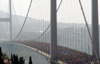 İstanbul Maratonu için kayıtlar başladı