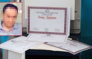 Skandal! Sahte diplomayla 19 yıl öğretmenlik yaptı