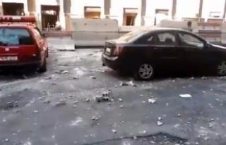 Suriye'de intihar saldırısı