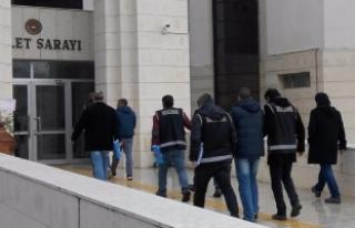 Terör operasyonlarında bin 24 gözaltı