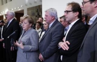 Almanya'da koalisyon kurulamadı