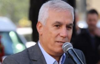 Bursa'da cami açılışında Başkan Bozbey'den...