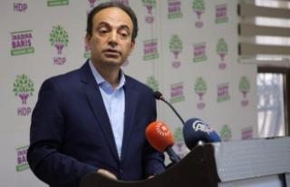 HDP'li Osman Baydemir gözaltına alındı!