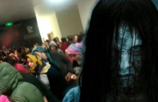 Kız yurdundaki 'Samara' korkusu onların...