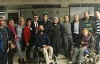 Medikal Park Bursa Hastanesi Engelliler Meclisi ile...