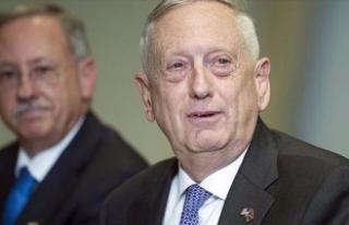 ABD Savunma Bakanı: 'YPG'yi 'polis...