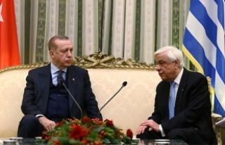 Erdoğan'dan mevkidaşına Lozan ayarı
