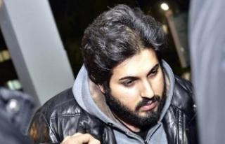 Hücre arkadaşından Sarraf'a 'tecavüz'...