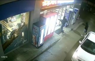 Bursa'da silahlı ve kar maskeli soygun!