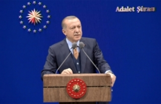 Cumhurbaşkanı Erdoğan'dan ABD'ye sert tepki...