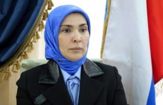 İlk Müslüman kadın başkan adayıydı: Kabul edilmedi