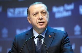 Erdoğan Bursa'dan seslendi: 'Onlar kaçacak...