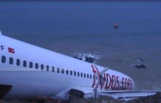 Trabzon'daki uçak kazası ile ilgili flaş yorum!...