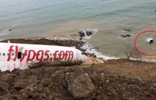 Trabzon'da pistten çıkan uçağın pilotunun ifadesi:...