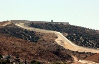 TSK, Afrin'deki YPG mevzilerini vuruyor