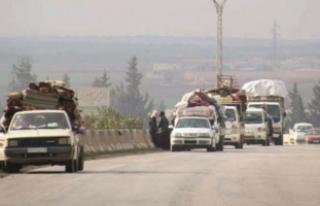 Türkiye'ye 2 milyon Suriyeli daha geliyor!