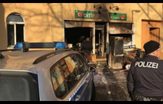 Almanya'da camiye saldırı!