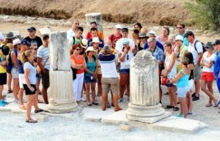 2018'in turist rakamları açıklandı! Görüşmemiş...
