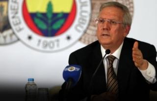 """Aziz Yıldırım: """"Fenerbahçe hükmen galip..."""