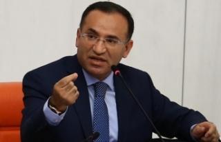 Bekir Bozdağ'dan çarpıcı açıklama: Kılıçdaroğlu...
