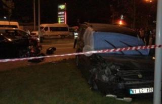 Bursa'da aşırı hız ölümle bitti:1 ölü,...