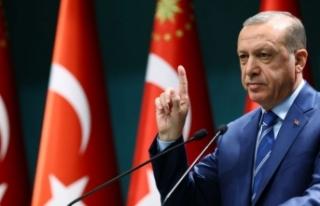 Cumhurbaşkanı Erdoğan'dan CHP'ye sert...