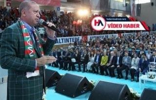 Cumhurbaşkanı Erdoğan: Pensilvanya'daki sen...