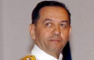 Emekli Oramiral vefat etti