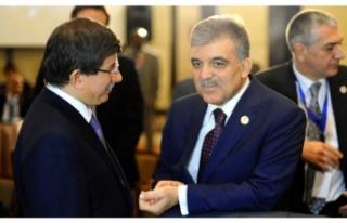 """Gül-Davutoğlu zirvesinin perde arkası: """"Sizinle..."""