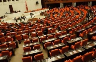 İYİ Parti geldi böyle oldu... Meclis'te yer...