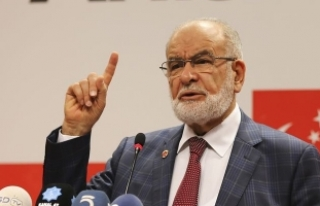 """Karamollaoğlu: """"AKP'lilerin yüzde 75'i..."""