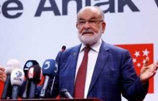 Karamollaoğlu'ndan flaş adaylık açıklaması