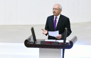 Kılıçdaroğlu'nun konuşması meclisi karıştırdı