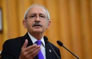 Kılıçdaroğlu: Partilere sesleniyorum, her türlü...