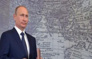 Putin'den ürküten talimat: Dünya haritasını...