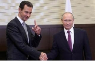"""Rusya'dan Esad yorumu: """"Keyfi yerinde"""""""