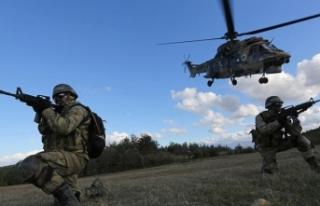 TSK'dan yeni operasyon... 37 terörist etkisiz...