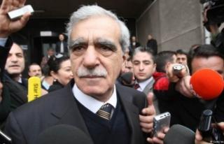 Ahmet Türk, Demirtaş'ın oy oranını açıkladı