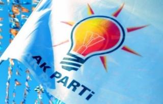 AK Parti Bursa aday listesi belli oldu!