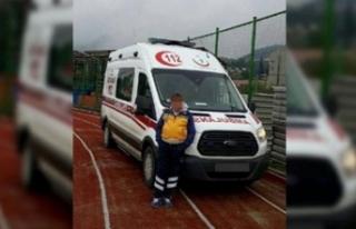 Ambulansta gizli çekim skandalı