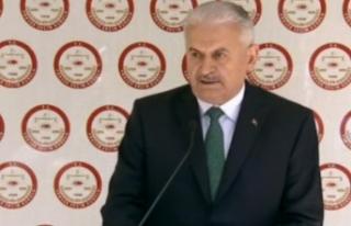 Başbakan'dan Muharrem İnce açıklaması