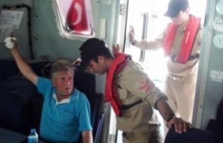 Bursa'da balıkçı teknesinde bu halde bulundu!