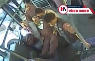 Bursa'da otobüste kalp krizi geçirdi, şoför...