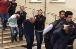 Bursa'da suç makinelerine nefes kesen operasyon!