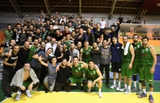 Bursaspor Durmazlar yarı finalde