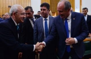 CHP'nin cumhurbaşkanı adayı olacağı söylenen...
