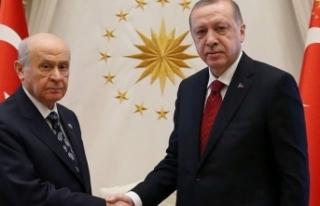 Cumhur İttifakı'nın protokolü açıklandı!