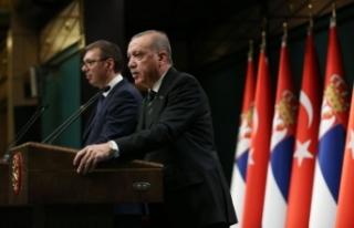 Cumhurbaşkanı Erdoğan'dan Muharrem İnce'nin...